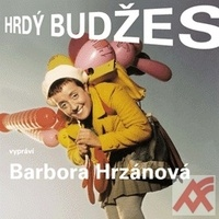 Hrdý Budžes - 2 CD (audiokniha)