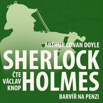 Z archivu Sherlocka Holmese 12 - Barvíř na penzi