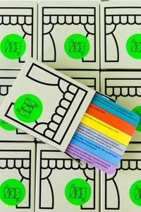 Spoločenská hra v iks dejstvách - A - vrecková verzia
