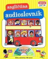 Angličtina. Audioslovník + MP3 CD