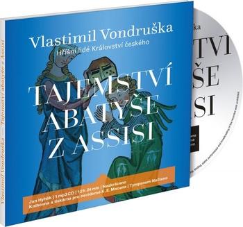 Tajemství abatyše z Assisi - CD MP3 (audiokniha)