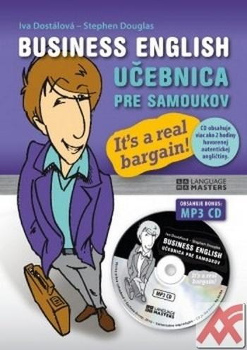 Business English. Učebnica pre samoukov + MP3 CD