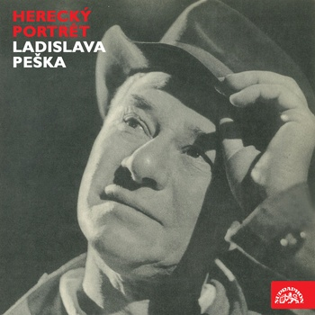 Herecký portrét Ladislava Peška