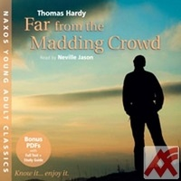 Far from the Madding Crowd - 3 CD (audiokniha)