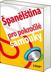 Španělština pro pokročilé samouky + 2 MP3 CD