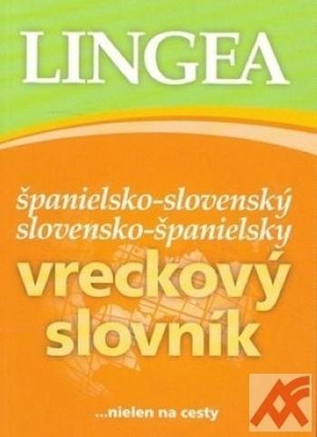 Španielsko-slovenský a slovensko-španielsky vreckový slovník