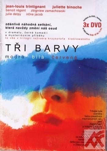 Tři barvy: Komplet - 3 DVD
