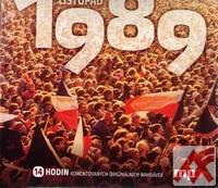Listopad 1989. 14 hodin komentovaných originálních nahrávek - MP3