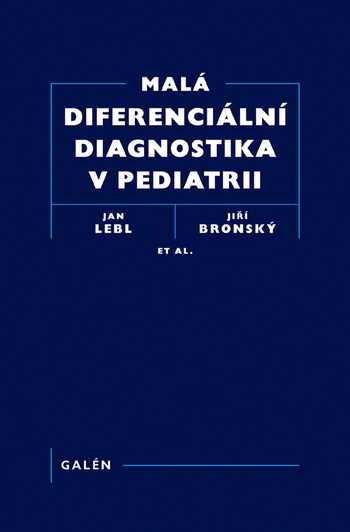 Malá diferenciální diagnostika v pediatrii