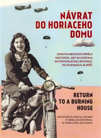 Návrat do horiaceho domu - DVD
