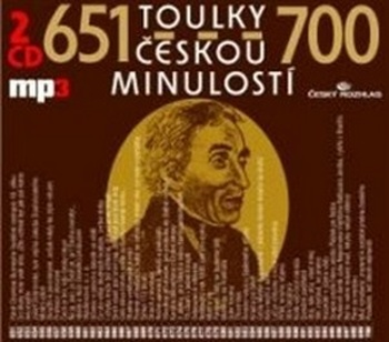 Toulky českou minulostí 651-700 - MP3 2CD (audiokniha)