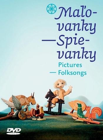 Maľovanky - Spievanky - DVD