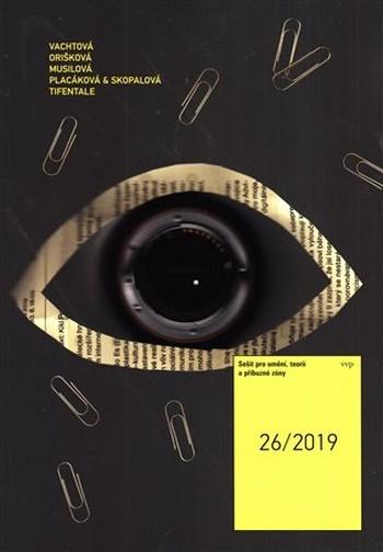 Sešit pro umění, teorii a příbuzné zóny 26/2019