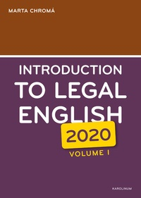Introduction to Legal English 2020 Volume I