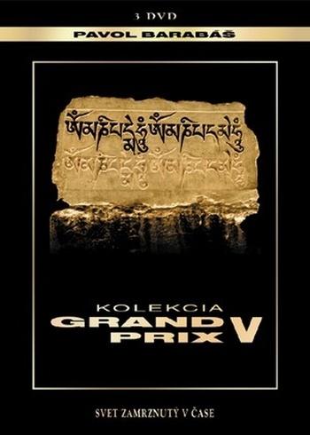Kolekcia Grand Prix V. Svet zamrznutý v čase - 3 DVD