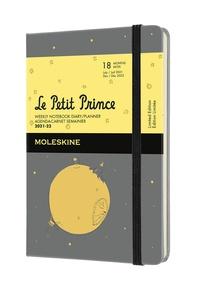 Malý princ plánovací zápisník Moleskine 2021-2022 S