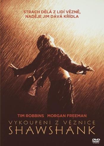 Vykoupení z věznice Shawshank - DVD