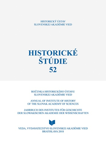 Historické štúdie 52