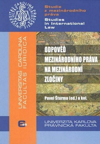 Odpověď mezinárodního práva na mezinárodní zločiny