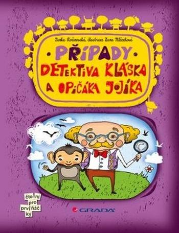 Případy detektiva Kláska a opičáka Jojíka