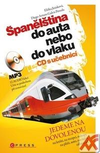 Španělština do auta nebo vlaku + CD + MP3