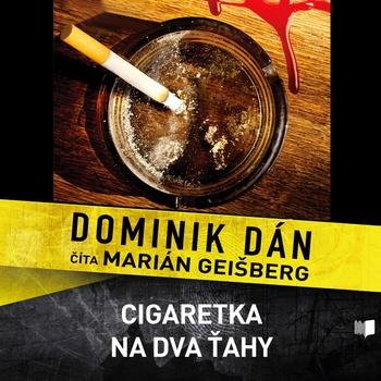 Cigaretka na dva ťahy - CD (audiokniha)