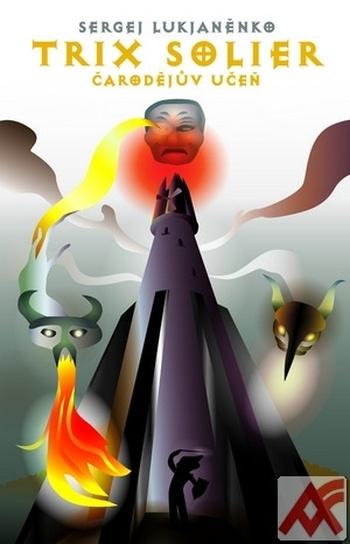 Trix Solier. Čarodějův učeň