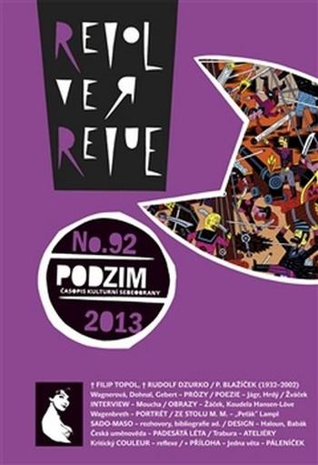 Revolver revue 92