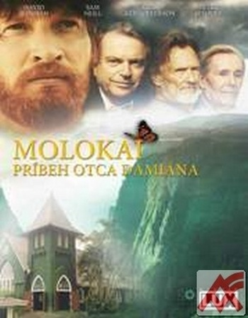 Molokai. Príbeh otca Damiana - DVD