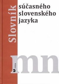 Slovník súčasného slovenského jazyka M-N