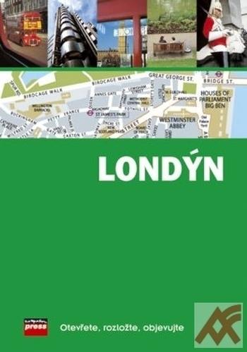 Londýn - Průvodce s mapou