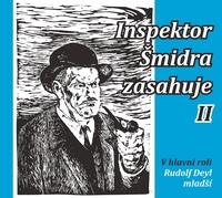 Inspektor Šmidra zasahuje II. - CD (audiokniha)