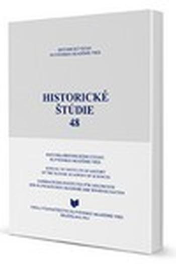 Historické štúdie 48