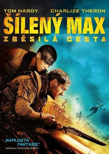 Šílený Max. Zběsilá cesta - DVD