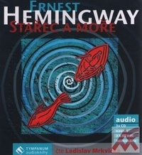 Stařec a moře - 3 CD (audiokniha)