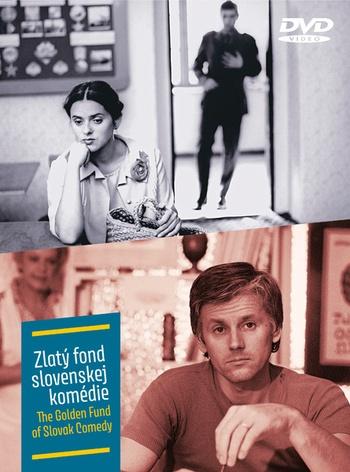 Zlatý fond slovenskej komédie II. - 2 DVD