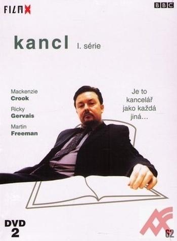 Kancl I. série/ 2 - DVD (Film X III.)