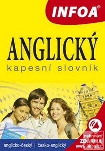 Anglický kapesní slovník. Anglicko-český, česko-anglický