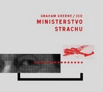 Ministerstvo strachu - 3 CD (audiokniha)