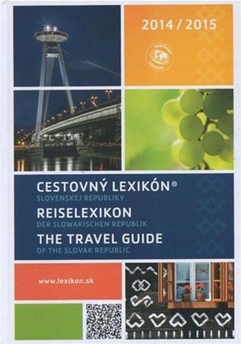 Cestovný lexikón SR 2014/2015