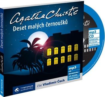 Deset malých černoušků - CD MP3 (audiokniha)