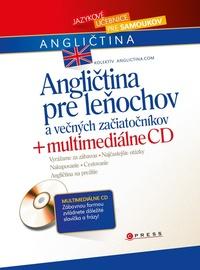 Angličtina pre leňochov + multimediálne CD