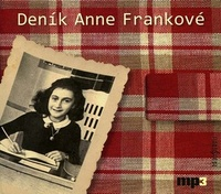 Deník Anne Frankové - MP3 CD (audiokniha)