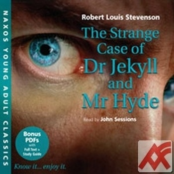 The Strange Case of Dr Jekyll and Mr. Hyde - 2 CD (audiokniha)