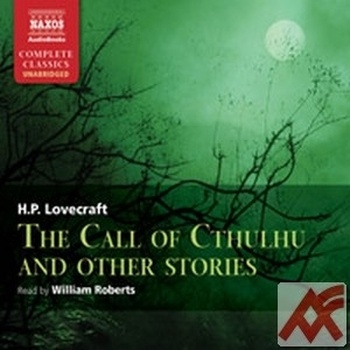 The Call of Cthulhu and Other Stories - 4 CD (audiokniha)