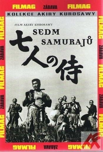 Sedm samurajů - DVD