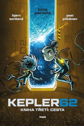Kepler 62. Kniha třetí: Cesta