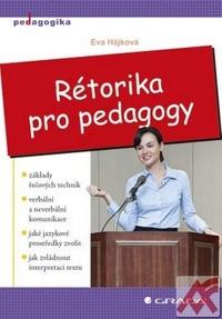 Rétorika pro pedagogy
