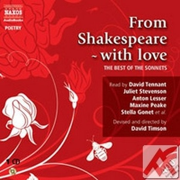 From Shakespeare - with love - CD (audiokniha)