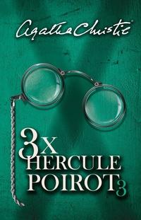 3x Hercule Poirot 3 (slovenské vydanie)